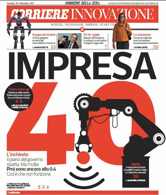 Corriere Innovazione Impresa 4.0