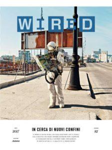 wired confini copertina