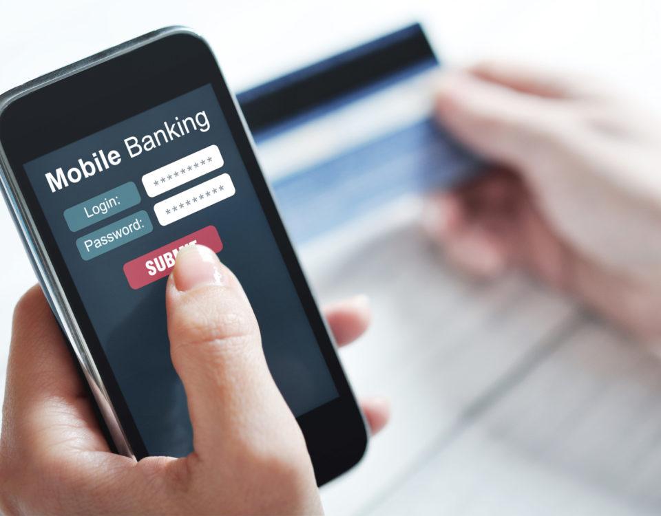 mobile banking fintech