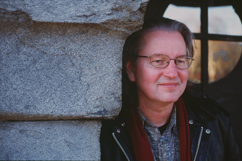 Bruce Sterling. Foto: Pablo Balbontin Arenas - Photo by Pablo Balbontin Arenas, published under a GNU Free Documentation License.