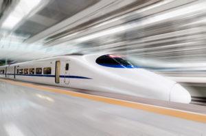treno veloce innovazione
