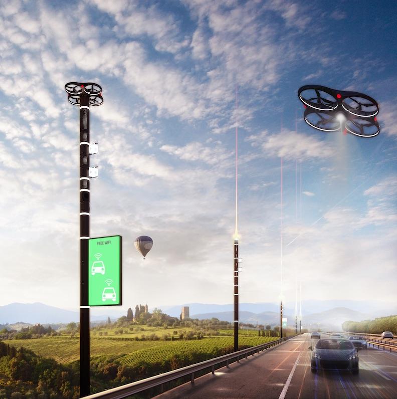 smart road Carlo Ratti