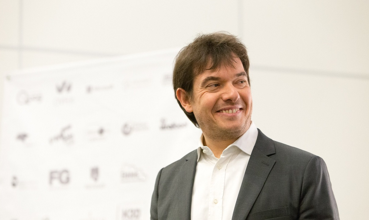 Roberto Ascione, Ceo di Healthware Group