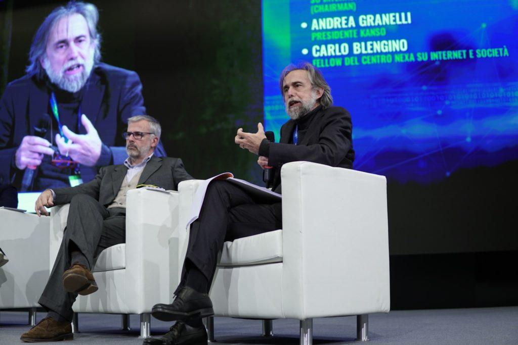 Andrea Granelli e Carlo Blengino